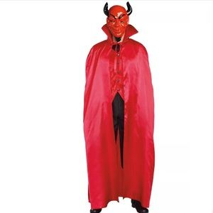 Dreamgirl mens Hell Of A Guy Adult devil Costume M